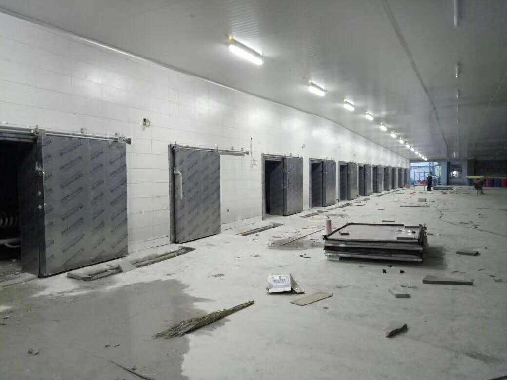 新疆冷库工程建设的步骤